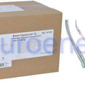 Physio Control Lifepak 15 Microstream Smart CapnoLine Paediatric 25 Pack Original Medical Accessory 11996-000128 06751