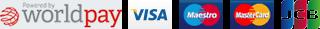 Worldpay Visa Mastercard Maestro JCB payments