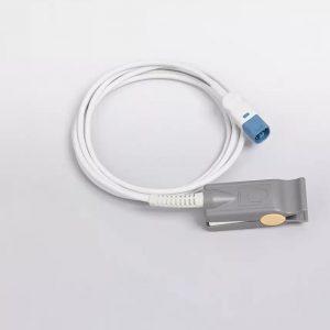 Philips Reusable Clip Adult SpO2 Sensor M1196S / 989803174381 Original Medical Accessory 06203