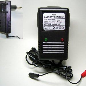 Yuasa / Tremaco Sealed Lead Acid Battery Charger CMA06/12T 04972