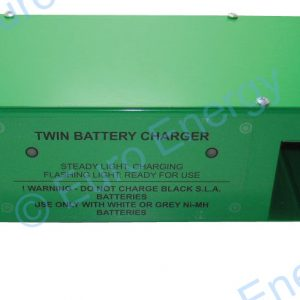 Twin Charger for 1050 Ni-MH Spacelabs Batteries 04929