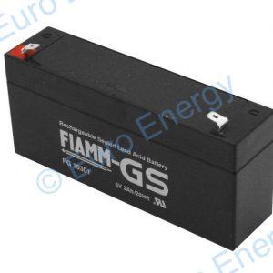 Fiamm FG10301 AGM Sealed Lead Acid Battery 04113