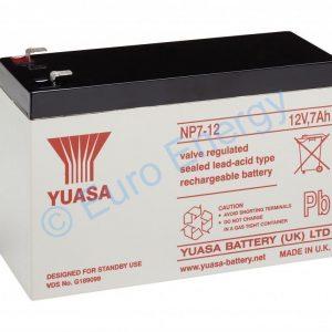 Gould SP2009 Recorder compatible medical battery 04137