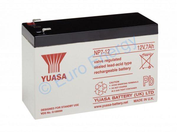 Kontron 7142 Monitor compatible medical battery 04137
