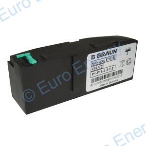 B.Braun Infusomat Space/Perfusor Space 8713180 Medical Battery 02127