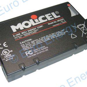 Draeger Oxylog 2000+, 3000, 3000+ Ventilator 2M86733 Original Medical Battery 02164