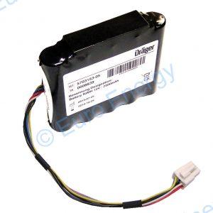 Draeger NIV Ventilator 5703153-05 Original Medical Battery 02271