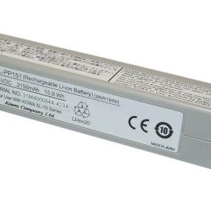 Kowa SL-15 Slit Lamp SL-PP151K / 530D15 Original Medical Battery 02304