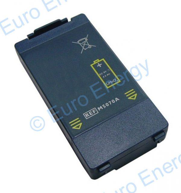 Philips HeartStart FRx/HS1 AED, M5070A / 989803121381 Original Medical battery 02136