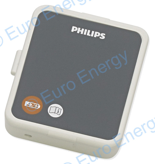 Philips IntelliVue MX40 989803174131 Original Medical battery 3 pack 02214