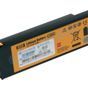 Physio-Control Lifepak 1000 non rechargeable 11141-000100 Original Medical Battery 02107