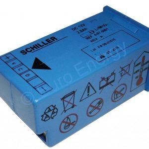Schiller FRED Easy Defibrillator 4-07-0001 Easybat Original Medical Battery 02140