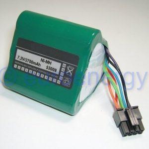 Carefusion/BD Alaris Asena Syringe Pump GH/CC/PK/GS Compatible Battery Pack 02096