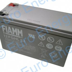 Fiamm 12FGHL34AGM Sealed Lead Acid Battery 04268