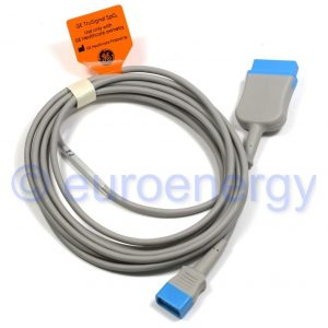 GE Trusignal SpO2 Interconnect Cable with GE Connector - Original Medical Accessory TS-G3 06924