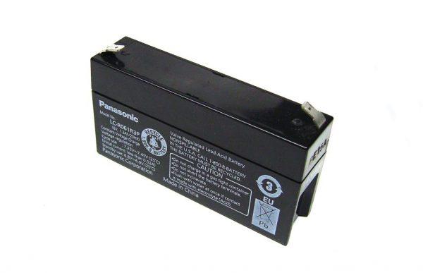 Panasonic LC-R061R3PG AGM Sealed Lead Acid Battery 04226