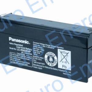 Panasonic LC-R063R4 AGM Sealed Lead Acid Battery 04212