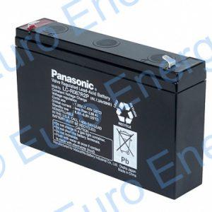 Panasonic LCR067R2PAGM Sealed Lead Acid Battery 04273