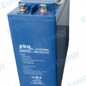 PBQ 100-12 LiFePO4 12.8v 100Ah Lithium Ferro Phosphate Battery 04741
