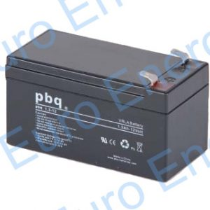 PBQ 1.3-12AGM Sealed Lead Acid Battery 04254