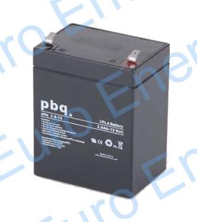 PBQ 2.9-12AGM Sealed Lead Acid Battery 04249
