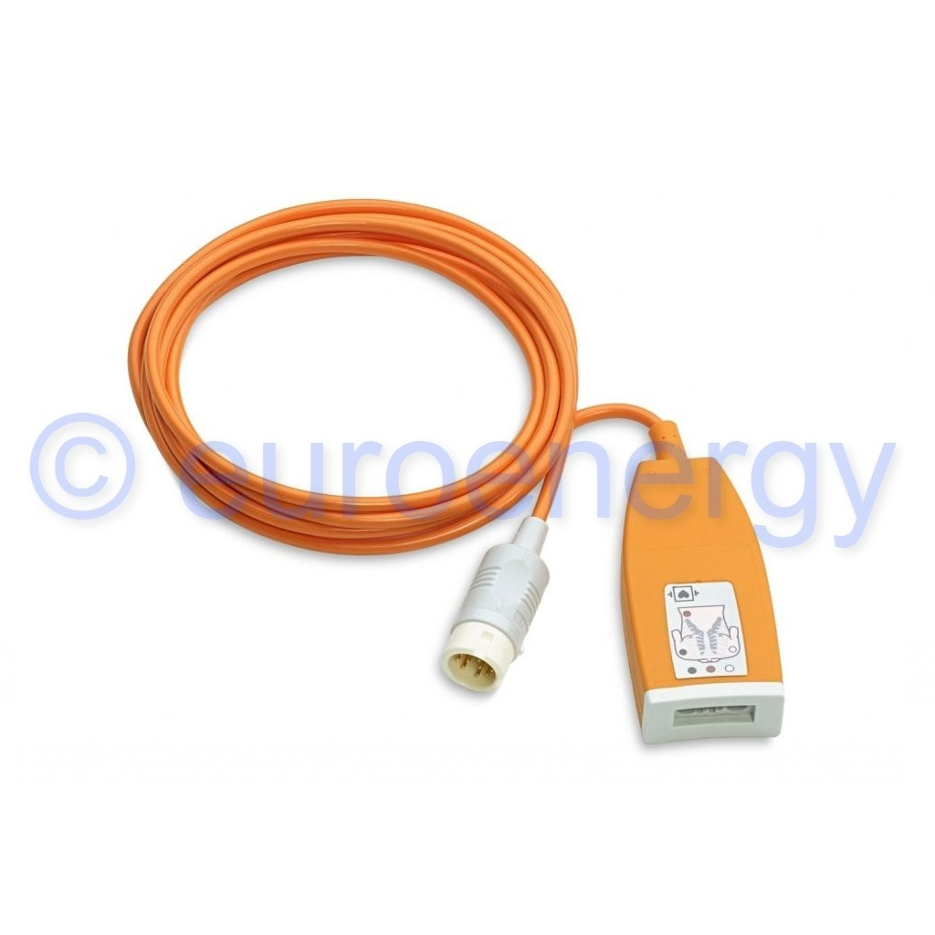 Philips 3 Lead ECG Trunk Cable AAMI/IEC OR 989803170171 Original lead