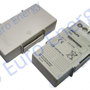 Philips Heartstart MRX Monitor/Defibrillator M3538A/989803129011 original medical battery 02113