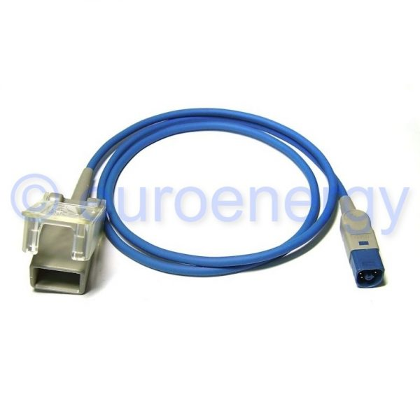 Philips Multi patient 8-pin to 9-pin D-sub Adapter Cable 1.1m M1943A / 989803105691 Original Medical Accessory 06044