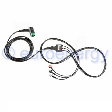 Physio Control 3-Lead Original Medical Cable Lifepak 12, 15 & 20E 11110-000030