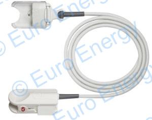 Physio Control Masimo SET M-LNCS Reusable SpO2 Sensor DCI Adult 11171-000046 Original Medical Accessory 06052