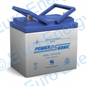 Powersonic PS-12350 AGM Sealed Lead Acid Battery 04259