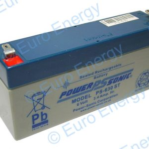 Powersonic PS-630 ST Battery