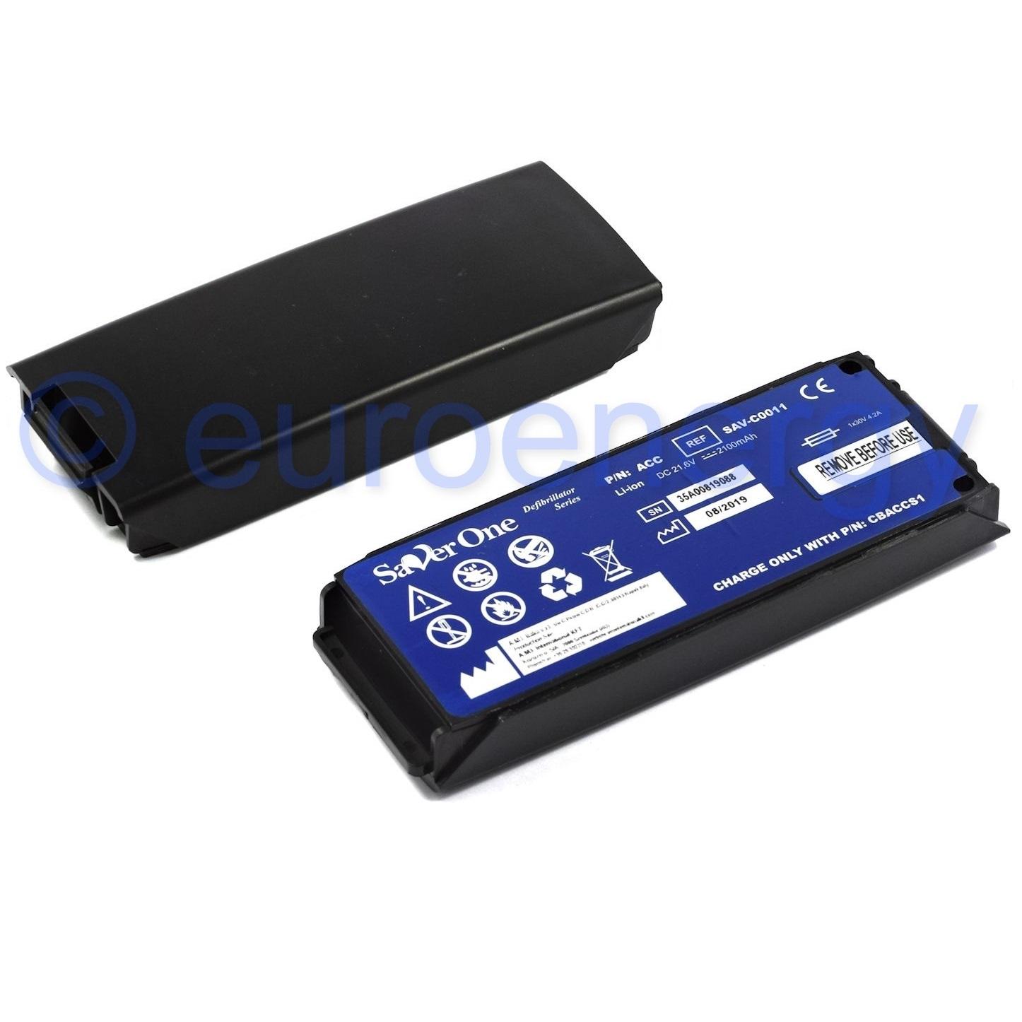 Saver One battery SAV-C0011 Original Medical battery 02398