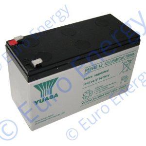 Yuasa REW45-12 SLA Sealed Lead Acid Battery 04178