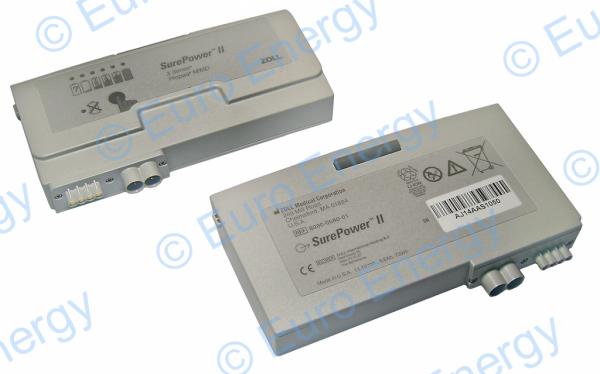 Zoll X Series Surepower II Defib 8000-0580-01 Original Medical Battery 02292