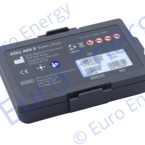 Zoll AED 3 Battery 8000-000696 Original Medical Battery 02373