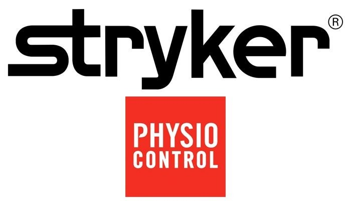 stryker physio control original medical batteries and accessories for lifepak and lucas