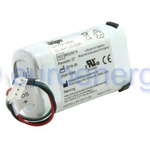 Draeger M540 Monitor Original Medical Battery MS29574, 02407