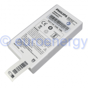02428 Philips Efficia DFM100 Defibrillator / Monitor Original Medical Battery 989803190371