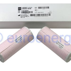 Physio Control 100mm Printer Paper (2 rolls) 11240-000032 Original Medical Accessory 06604