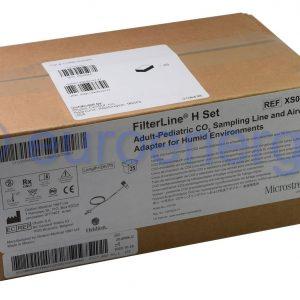 Physio Control Filterline H set. Adult/Paediatric Box of 25 11996-000080 Original Medical Accessory 06648