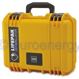Physio-Control Lifepak CR+ Hard Carry Case 11260-000015 Original Medical Accessory 06734