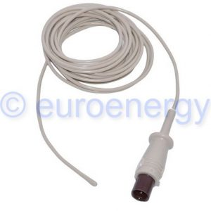 Philips Esophageal / Rectal Reusable Infant Temperature Probe 21076A / 989803100891 Original Medical Accessory 06748