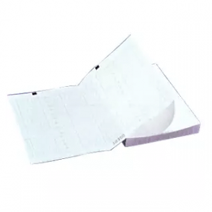 Philips Fetal Monitoring Z-fold Recording Paper, 40 Pack, Original Medical Accessory M1911A / 989803105501