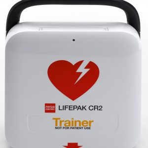 Physio Control Lifepak CR2 Trainer AED 11250-000163 06942